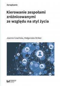 Kierowanie zespołami zróżnicowanymi ze względu na styl życia - Joanna Cewińska