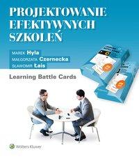 Projektowanie efektywnych szkoleń. Learning Battle Cards - Małgorzata Czernecka