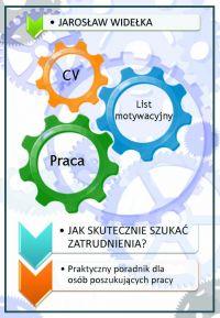Jak skutecznie szukać zatrudnienia - Jarosław Widełka