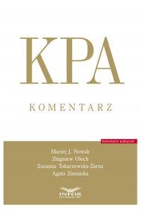 KPA. Komentarz - Maciej J. Nowak