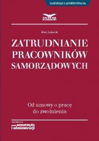 Zatrudnianie pracowników samorządowych - Ewa Łukasik