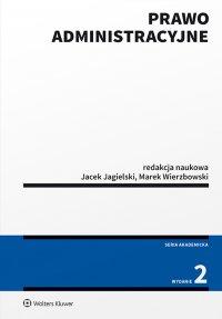 Prawo administracyjne - Jacek Jagielski