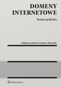 Domeny internetowe. Teoria i praktyka - Ireneusz Matusiak