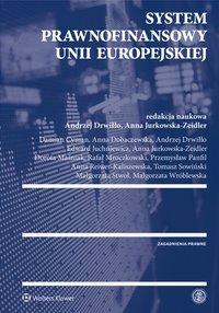 System prawnofinansowy Unii Europejskiej - Anna Reiwer-Kaliszewska