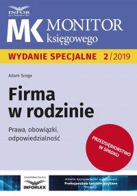 Firma w rodzinie - Adam Sroga