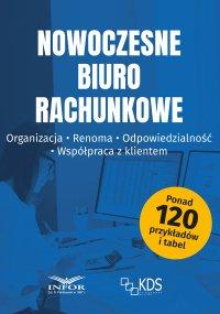 Nowoczesne biuro rachunkowe - Opracowanie zbiorowe