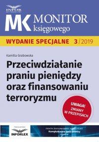 Przeciwdziałanie praniu pieniędzy oraz finansowaniu terroryzmu - Kamilia Grabowska