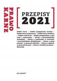 Przepisy 2021 Prawo karne sierpień 2021 - Agnieszka Kaszok