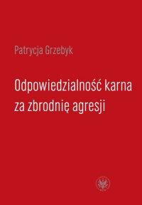 Odpowiedzialność karna za zbrodnię agresji - Patrycja Grzebyk