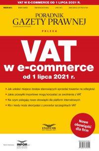 VAT w e-commerce od 1 lipca 2021 r. - Opracowanie zbiorowe
