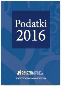 Podatki 2016 - Katarzyna Trzpioła