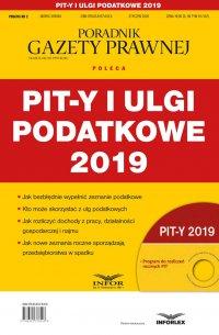 PIT-y i ulgi podatkowe 2019 - Opracowanie zbiorowe