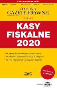Kasy fiskalne 2020 - Opracowanie zbiorowe