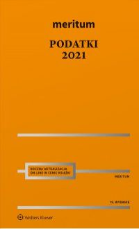 Meritum. Podatki 2021 - Aleksander Kaźmierski