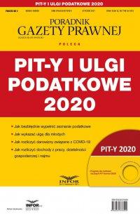 PIT-y i ulgi podatkowe 2020 - Opracowanie zbiorowe