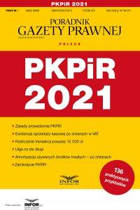 PKPIR 2021 - Opracowanie zbiorowe