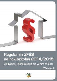 Regulamin ZFŚS na rok szkolny 2014/2015 - Dariusz Dwojewski