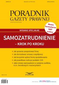 Samozatrudnienie krok po kroku - Grzegorz Ziółkowski