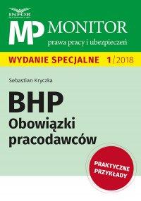 BHP Obowiązki pracodawców - Sebastian Kryczka