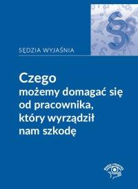 Czego możemy domagać się od pracownika, który wyrządził nam szkodę - Rafał Krawczyk