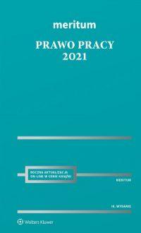 Meritum Prawo pracy 2021 - Kazimierz Jaśkowski