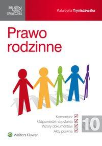 Prawo rodzinne - Katarzyna Tryniszewska