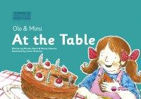 At the Table. Nauka angielskiego dla dzieci 2-7 lat - Monika Nizioł-Celewicz