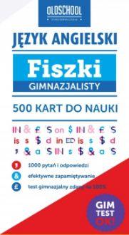 Język angielski. Fiszki gimnazjalisty. 500 kart do nauki - Ewa Fleischer