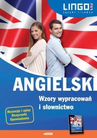 Angielski. Wzory wypracowań i słownictwo - Paweł Marczewski