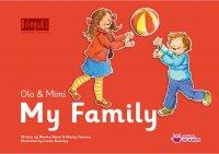 My Family. Nauka angielskiego dla dzieci 2-7 lat - Monika Nizioł-Celewicz