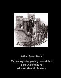 Tajna ugoda potęg morskich. The Adventure of the Naval Treaty - Arthur Conan Doyle