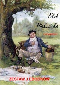 Klub Pickwicka z angielskim. Zestaw 3 ebooków - Charles Dickens, Artur Conan Doyle