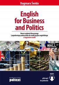 English for Business and Politics - Dagmara Świda, Dagmara Świda
