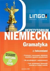 Niemiecki. Gramatyka z ćwiczeniami. Repetytorium - Tomasz Sielecki