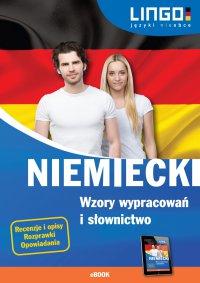 Niemiecki. Wzory wypracowań i słownictwo - Beata Czerwiakowska