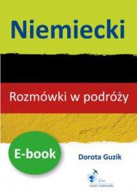 Niemiecki Rozmówki w podróży - Dorota Guzik