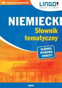 Niemiecki. Słownik tematyczny - Tomasz Sielecki