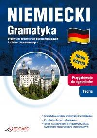 Niemiecki Gramatyka. Praktyczne repetytorium dla początkujących i średnio zaawansowanych - Opracowanie zbiorowe