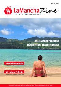 LaManchaZine. La revista de la escuela La Mancha. Marzec 2021 - Opracowanie zbiorowe