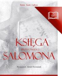Księga Przypowieści Salomona Rabina Cylkowa - Izaak Cylkow