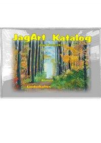 JagArt. Katalog - Jadwiga Jaga Rudnicka