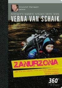Zanurzona - Verna van Schaik
