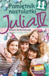 Pamiętnik nastolatki 11. Julia IV - Beata Andrzejczuk