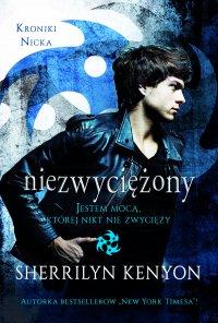 Kroniki Nicka 2. Niezwyciężony - Sherrilyn Kenyon