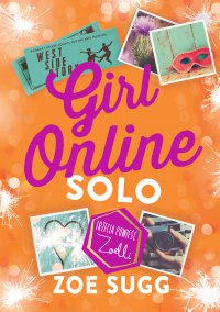 Girl Online solo - Zoe Sugg