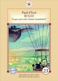 Kuzyn Lavarede'a. Część II. Bolid - Paul Ivoi