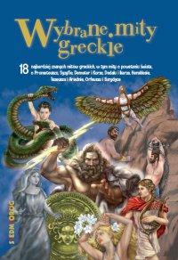 Wybrane mity greckie - Magdalena Tulli