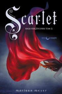 Scarlet. Saga Księżycowa. Tom 2 - Marissa Meyer