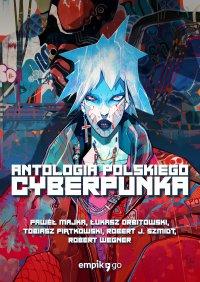 Antologia polskiego cyberpunka - Paweł Majka, Paweł Majka