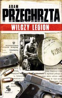 Wilczy Legion - Adam Przechrzta